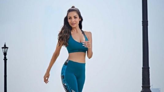 For Malaika Arora, everyday is about fitness and yoga