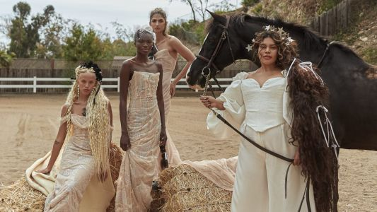 Bridal Trends for Fall 2022 Celebrate Princess Diana, the New Black Tie and More 'Bridgerton'