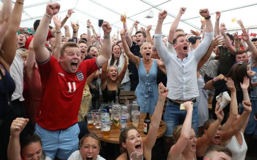 Why there's no place like the pub when it comes to the World Cup