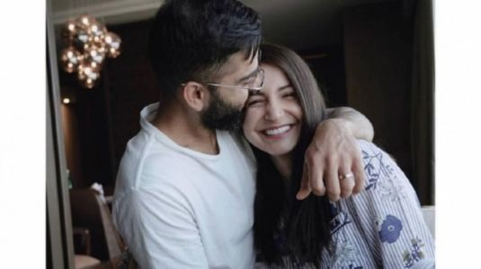 Anushka Sharma in Rs 2k blue floral print night suit is chic and cute. See pic