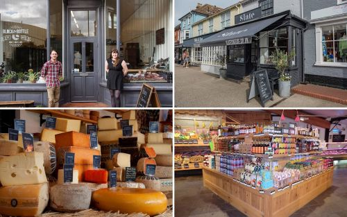 Cheesemongers, food halls and the UK's first free-range butcher and craft beer shop: The Guild of Fine Food Shop of the Year Awards 2019, revealed