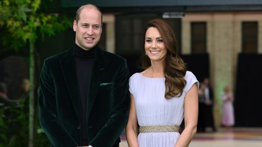 Duchess Kate Stuns In Recycled Alexander McQueen Look At Earthshot Prize Awards
