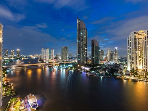The luxury of riverside living and why many Bangkokians are choosing to move closer to the river