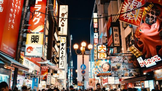 Where to eat in Osaka, the 'national kitchen' of Japan