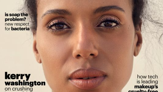 Why Kerry Washington Wears a Different Concealer Every Day of the Week
