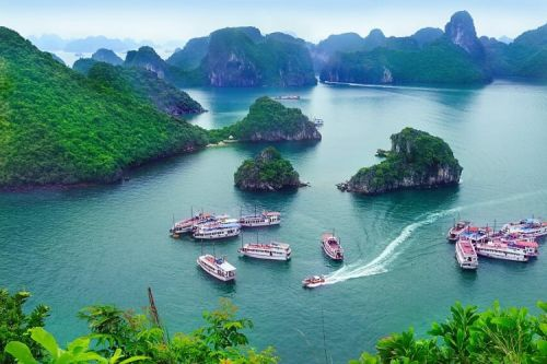 Vietnam itinerary from India