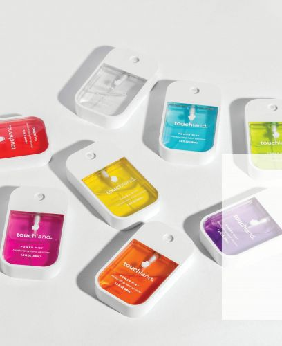 Touchland Presents Stylish Sanitizer For On-The-Go Use