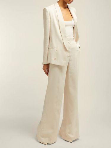 Bridal Power Suits Fit for Any City Hall Wedding