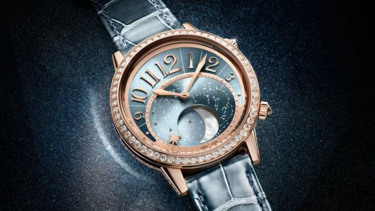 Why Jaeger-LeCoultre's Rendez-Vous Moon Serenity is the ideal watch to wear to dinner