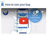 Ryanair launches new feature on its app that lets passengers size-up their bags before they fly