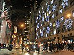 Christmas shopping: Amazing breaks, from festive favourite New York to twinkling Paris