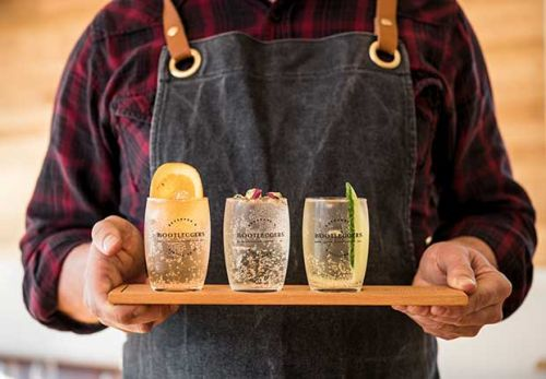 Bootleggers' creator James Waugh on why cocktail mixers need to go back to basics