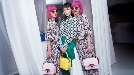 Gallery: Kenzo's Tali bag collection launch party