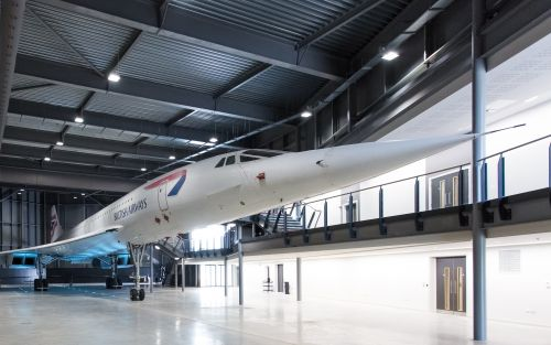 Aerospace Bristol: the new £17m aviation museum where Concorde is the star