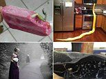 Freaky social media images that will make you keep clear