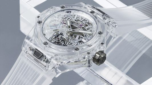6 fully translucent watches that will make you want to bare all