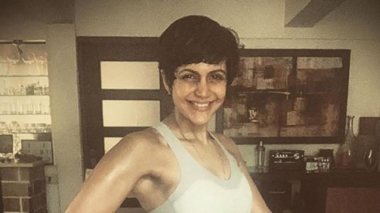 Mandira Bedi is 9 days short of completing 365-day-exercise challenge. We are inspired