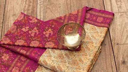 Your Banarasi saree to now come with a woven QR code - Know why