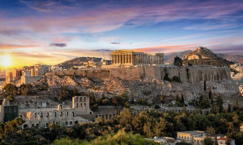 Exploring Greece: Beaches, hiking and rail rides