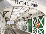 The six new 'seaside gems' awarded Grade II listed status, from Skegness Townhall toHythe Pier