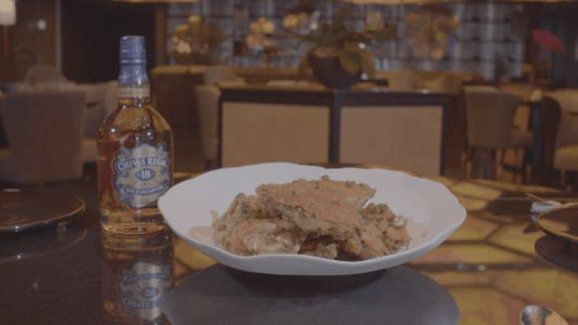 Video: W Hotel's Yen introduces classic Cantonese cuisine with the Chivas Regal 18