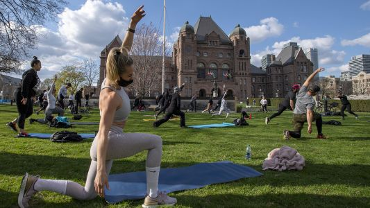 What Could Ontario's 'One-Dose Summer' Look Like?