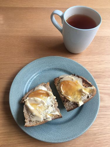 Lucy Corry's Blog: Not a lady who lunches