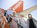 Easyjet says it will resume flights to almost three quarters of its network by August