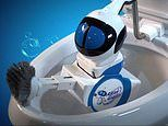 World's first portable lavatory cleaning robot is being sold online for $500