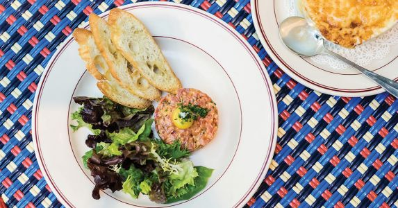 Le Zoo is a Celebration of French Mediterranean Cooking Set in Miami's Luxe Bal Harbour Shops