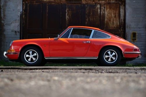 The Beginner Guide to Buying Classic Cars