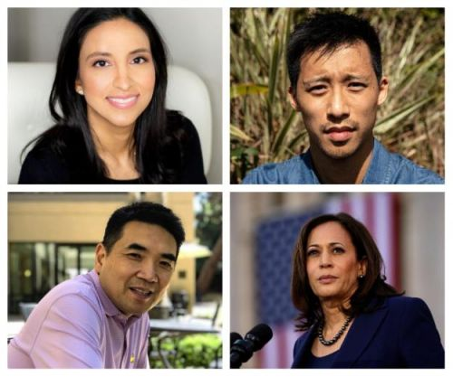 Top 10 Asian & Pacific Islander Leaders