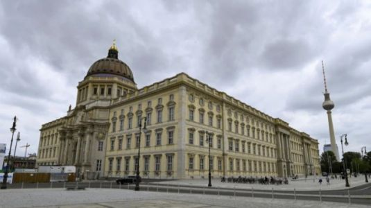 Berlin opens ambitious cultural forum in palace replica