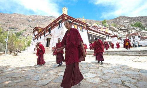 Bless you: 4 Tibetan monasteries you must visit