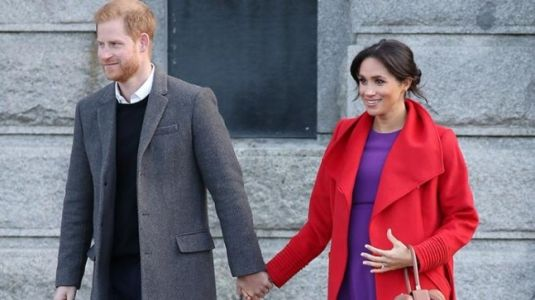 Is Meghan Markle pregnant with a boy or a girl? The answer is hidden in the nursery