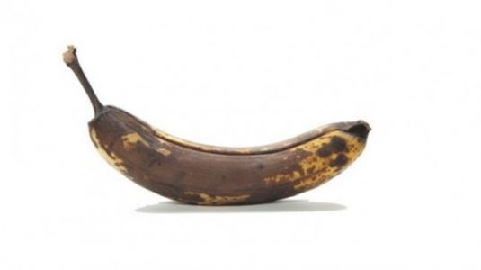 Today is World Banana Day. Eat a rotten banana! It has special powers