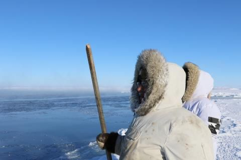 How changing sea ice is also changing lives in the North