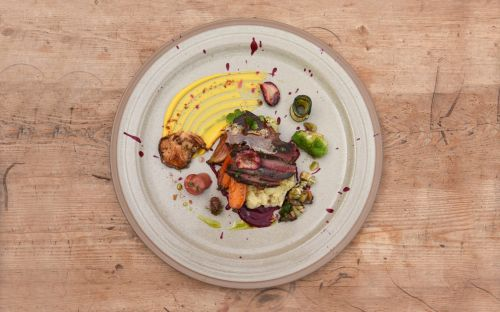 The Kitchen, Falmouth, restaurant review: book your coracle now