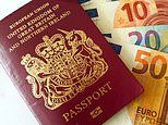 No deal Brexit may mean Brits with less than 15 months on passports can't travel to Europe
